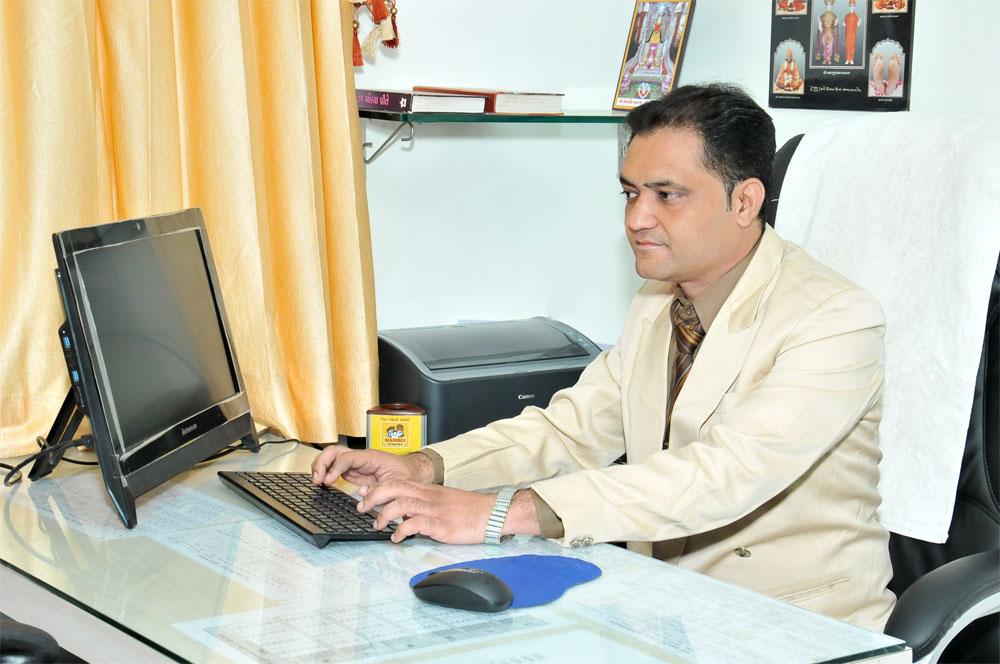 Chairman Mr. Ajay Rajani