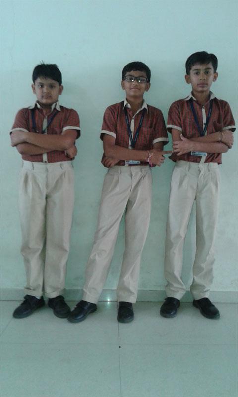 Akshar school-uniform