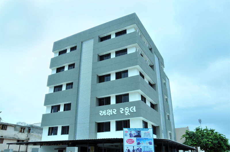 Akshar School Building