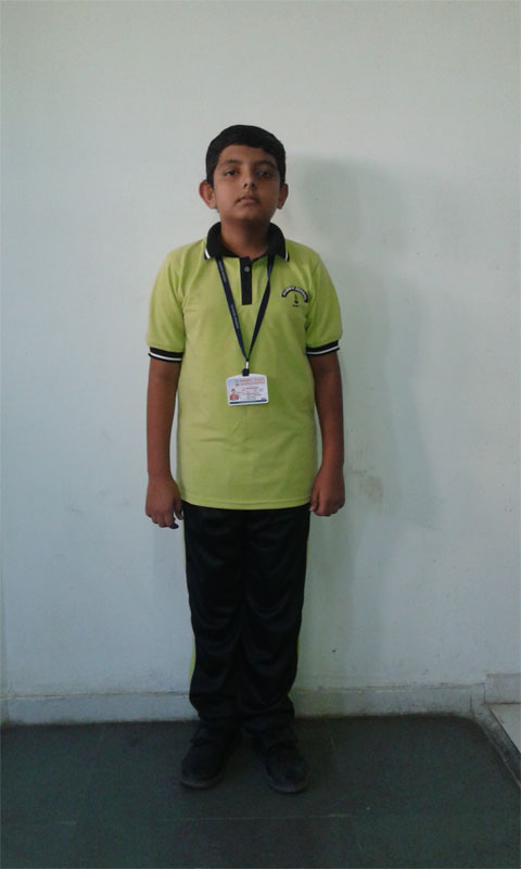 Akshar School sports-uniform
