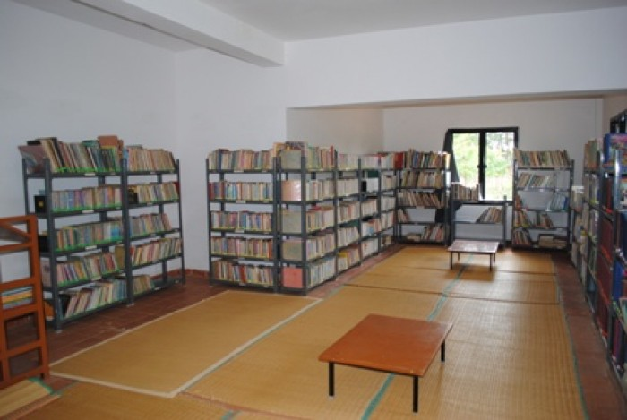 Library in school
