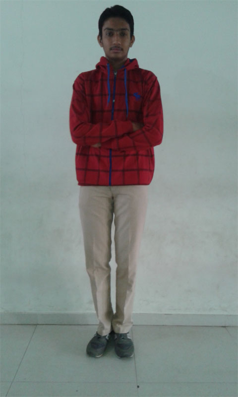 Akshar School winter-uniform