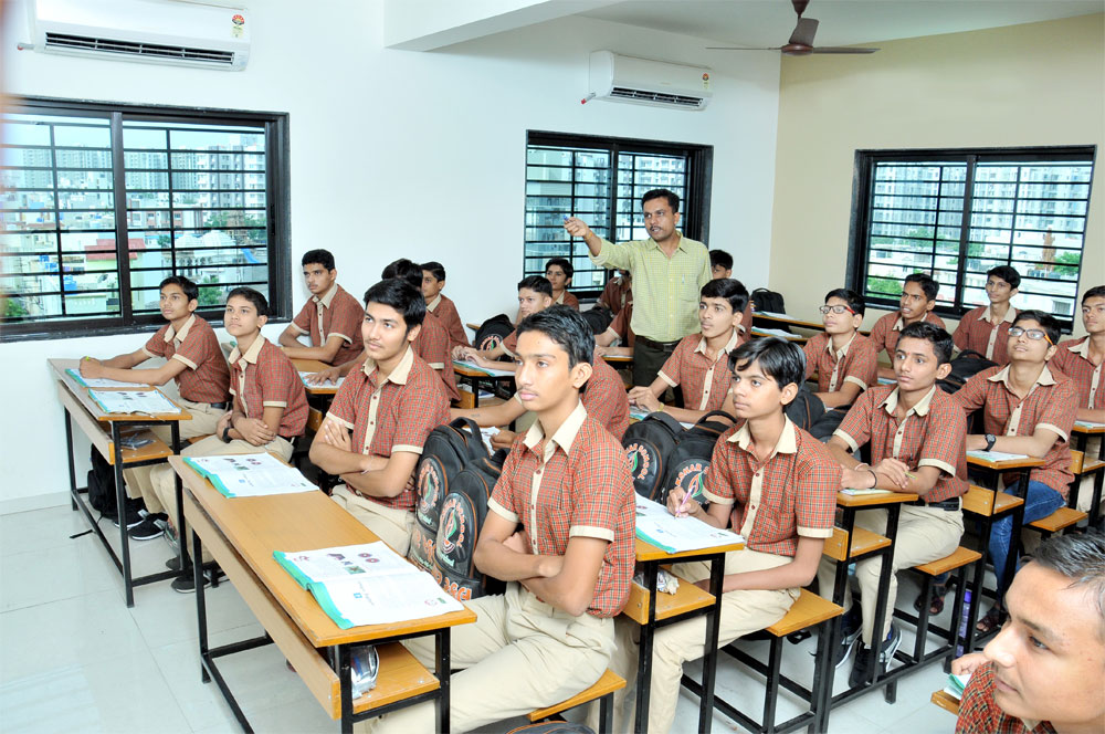 Higher Secondary Section